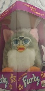 1998 Furby New in the box
